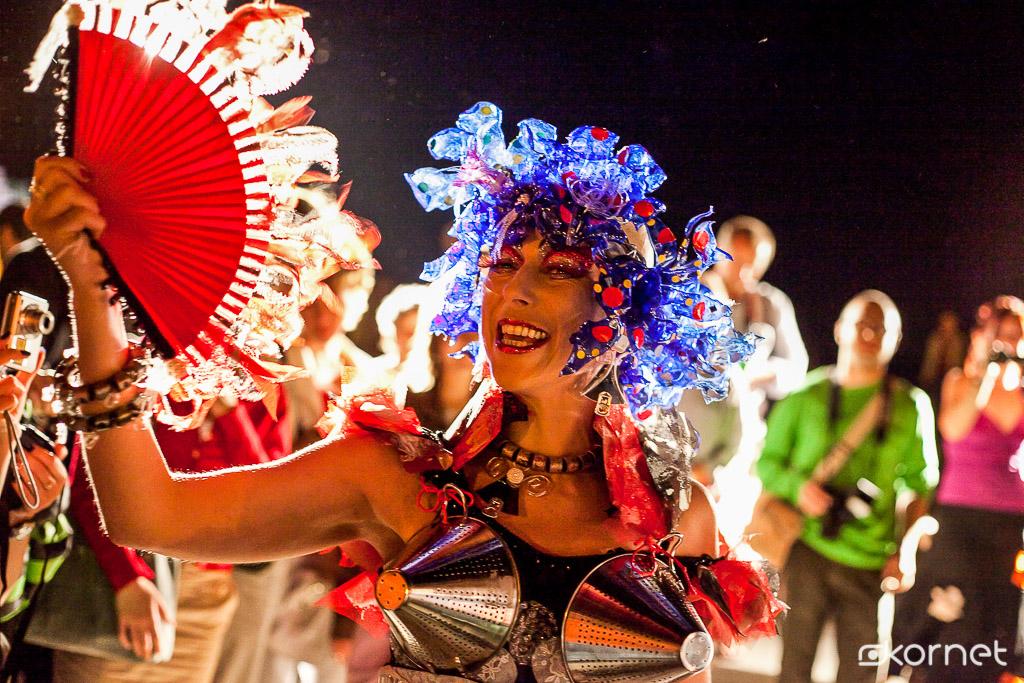 LA CALVA CLAVEL – Carnaval Sztuk-Mistrzów '2009