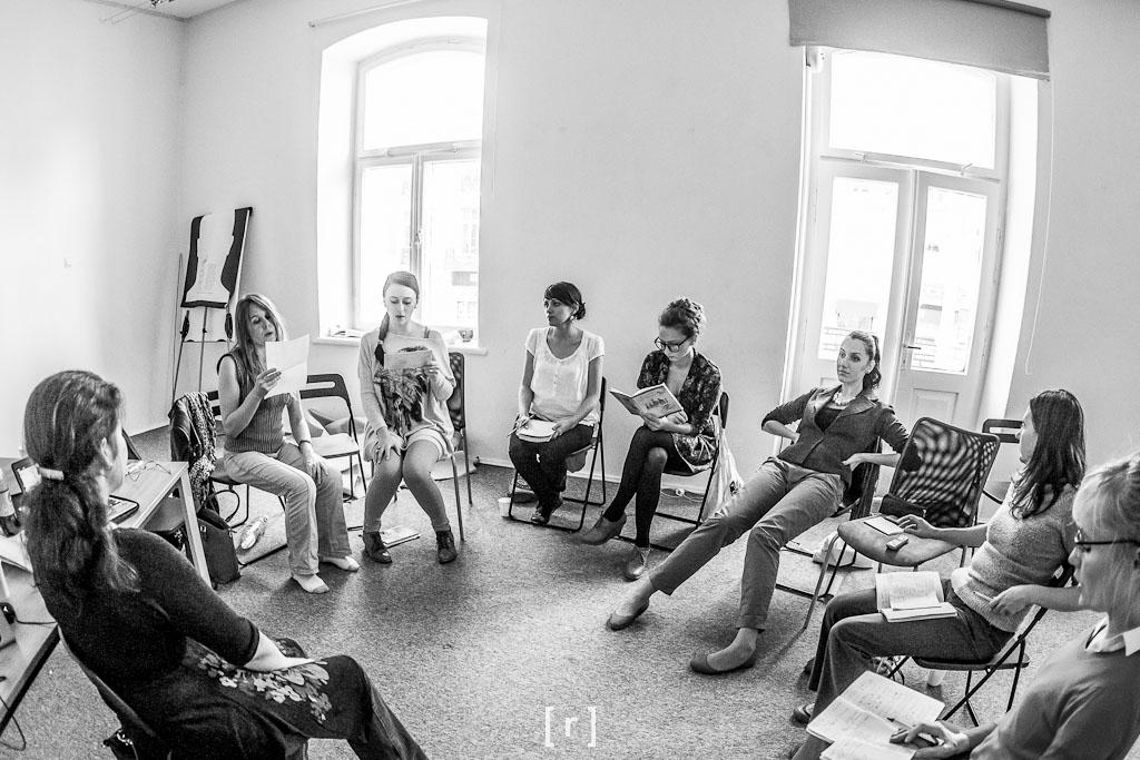 Warsztaty ukraińskiego śpiewu tradycyjnego – NPE 2012