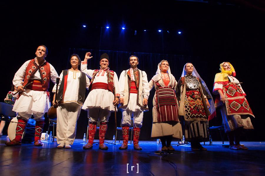 Bistri Vodi Macedonia – Najstarsze Pieśni Europy '2012