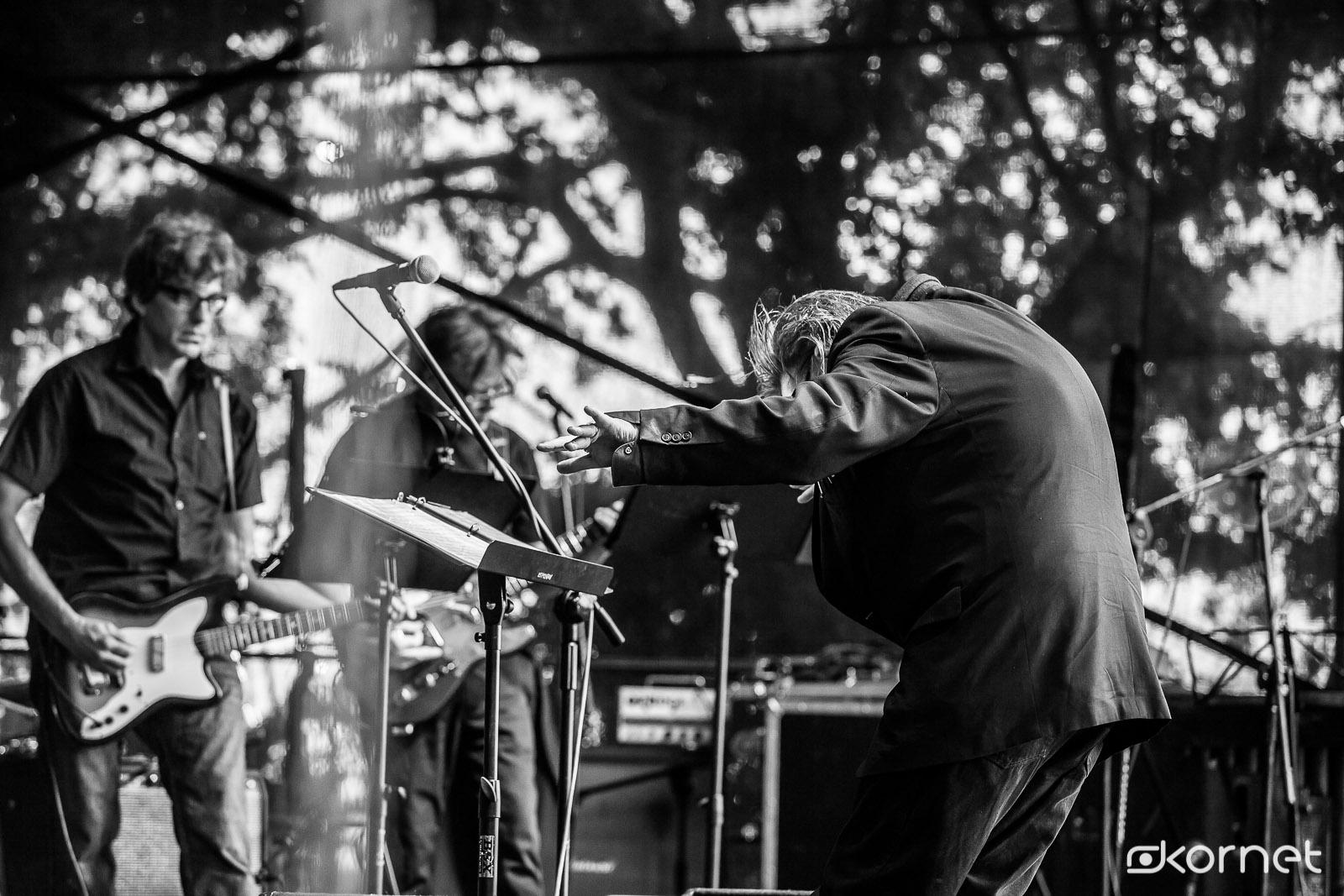 """""""Twisting In Space""""  Glenn Branca Ensemble   KODY '2013"""