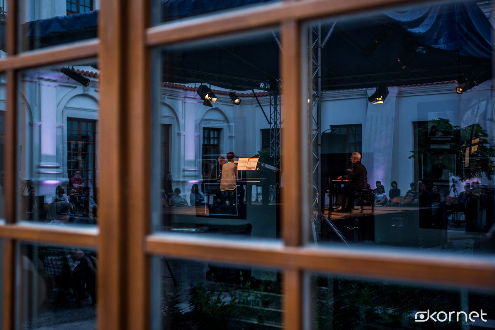 Fortepiany uporczywie śpiewające   KODY '2013
