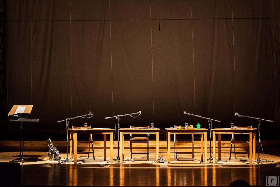 """""""John Cage i Wieczna Muzyka"""" KODY 2012"""