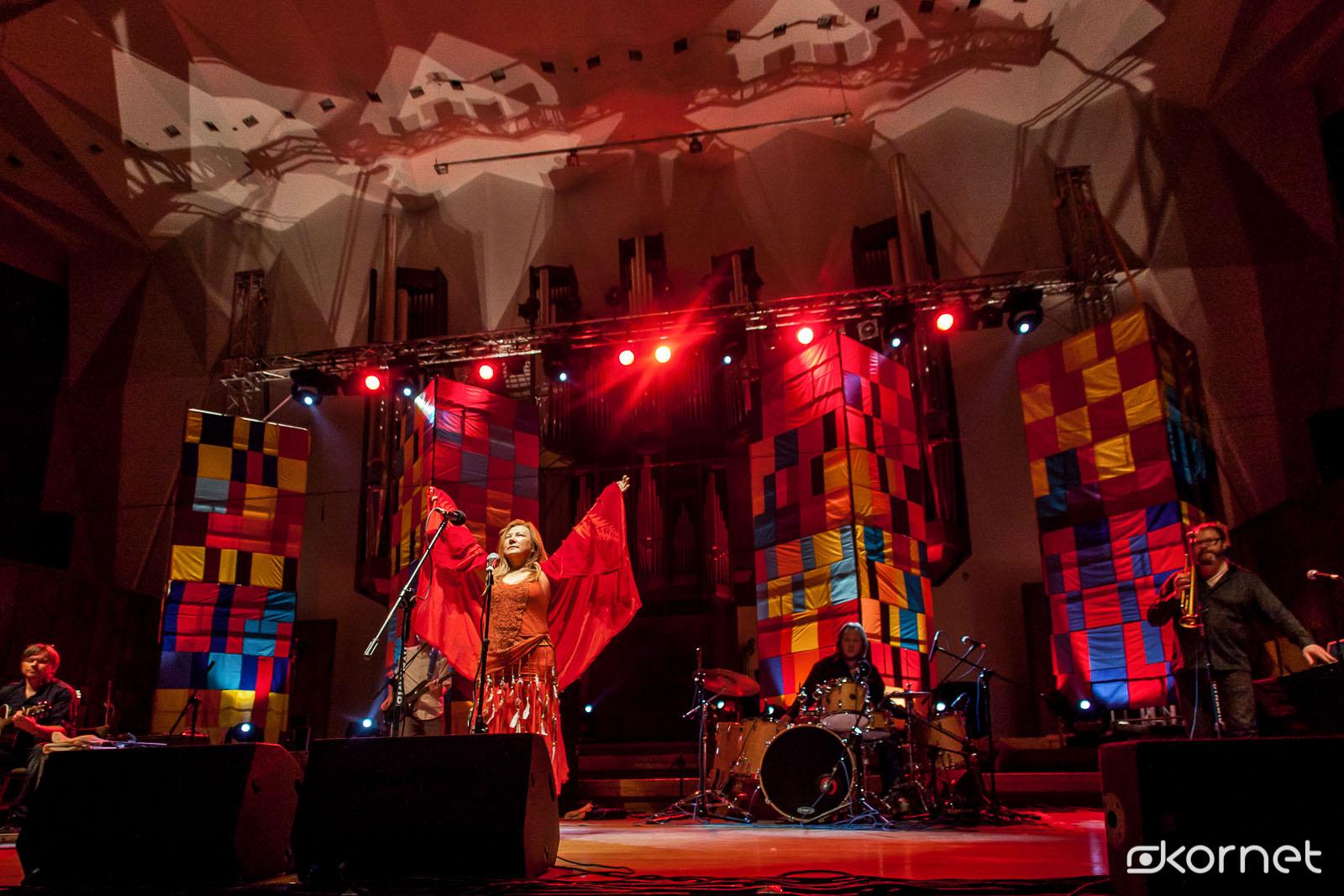 Mari Boine | Najstarsze Pieśni Europy '2011