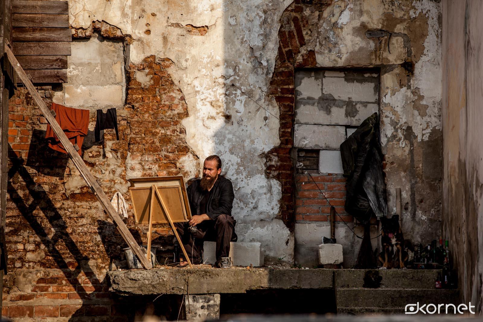 IV Festiwal Sztuki w Przestrzeni Publicznej   OPEN CITY 2012