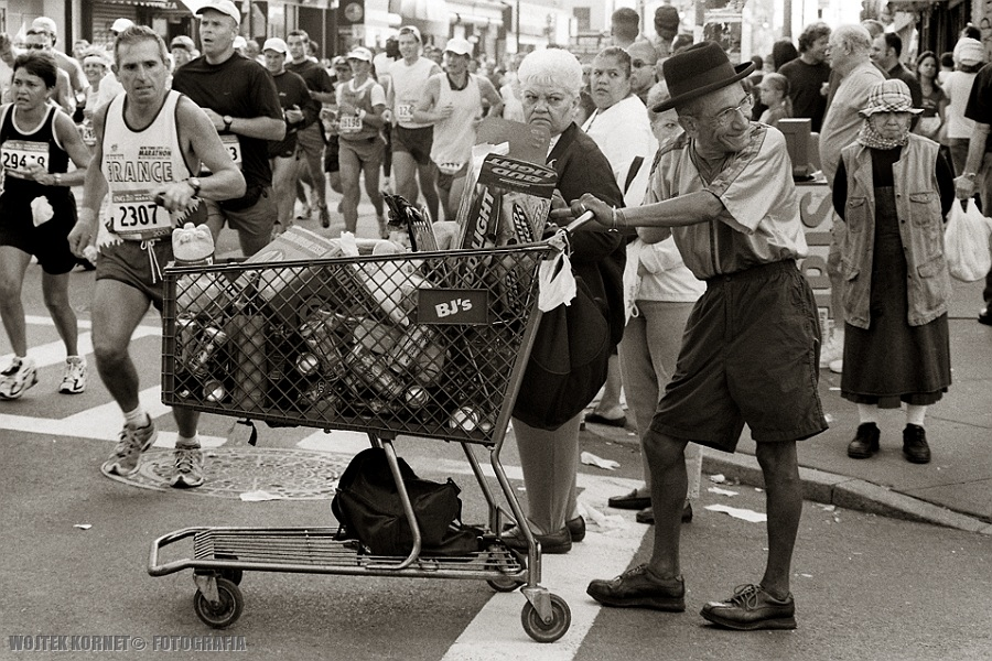 New York on photographic films
