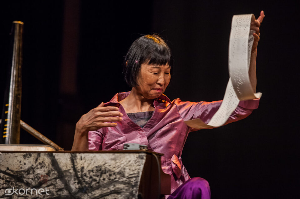 """"""" THE ART OF THE TOY PIANO"""" Margaret Leng Tan – Koncert"""
