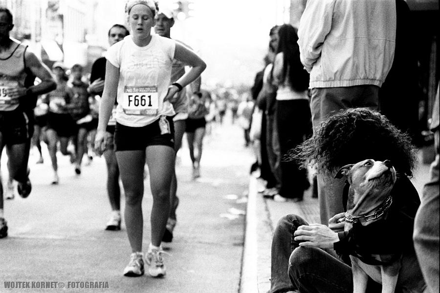 New York City   Marathon '2003