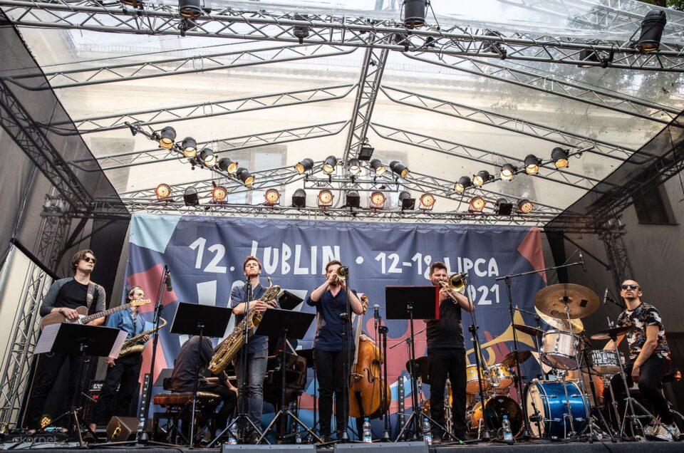 Emil Miszk & The Sonic Syndicate | XII Lublin Jazz Festiwal 2021