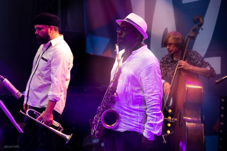 Piotr Damasiewicz Union feat. David Murray | XII Lublin Jazz Festiwal 2021